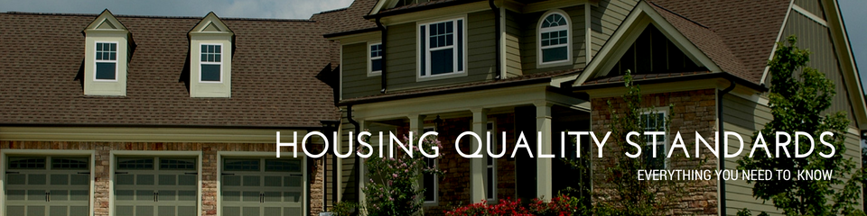 Housing Quality Standards Explained